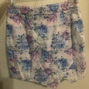 Floral Trent skirt from ELA in size 23